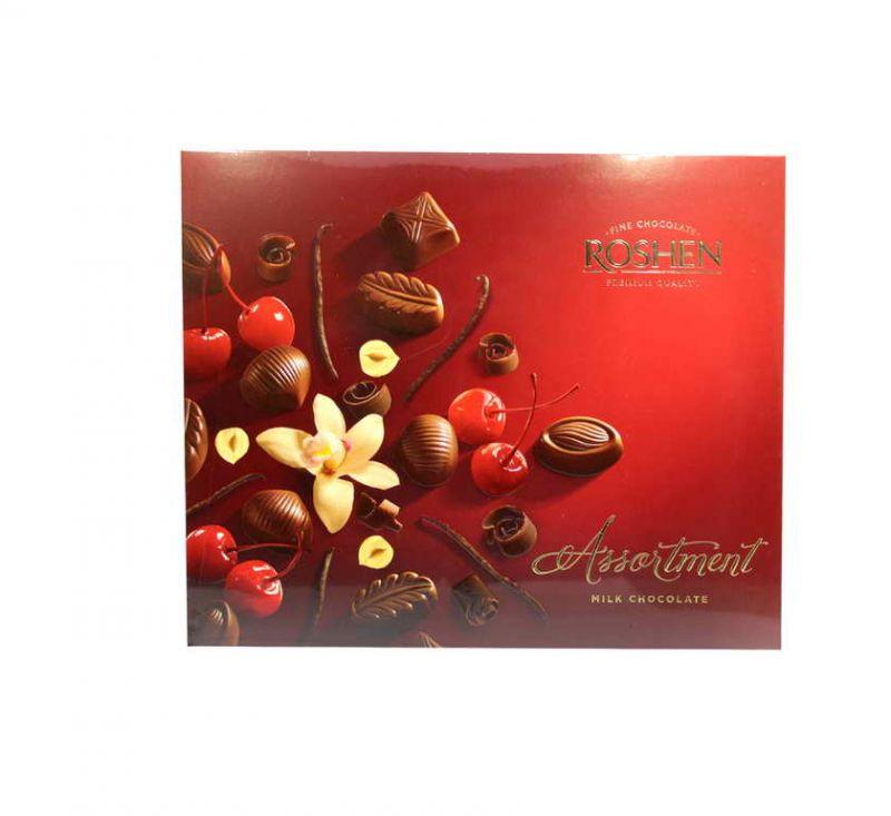 Шоколадні цукерки « Roshen Аssortment Еlegant» 145 г Roshen