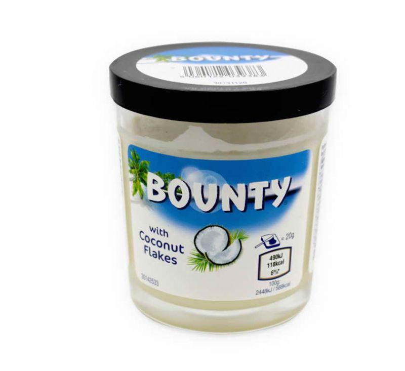 Молочний крем з кокосовою стружкою 200 г «Bounty»