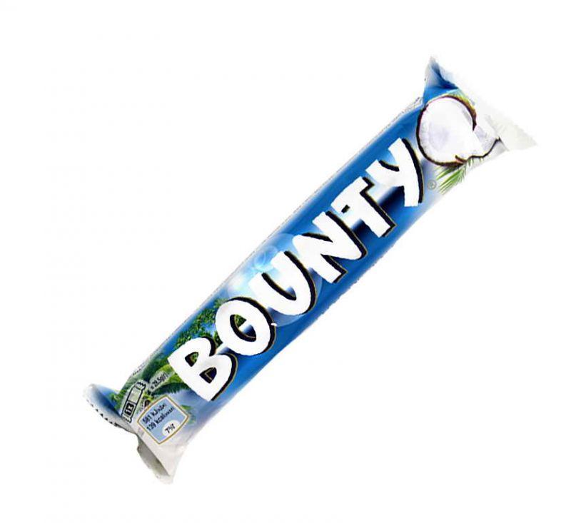 Батончик шоколадний з кокосовою начинкою 57 г Bounty