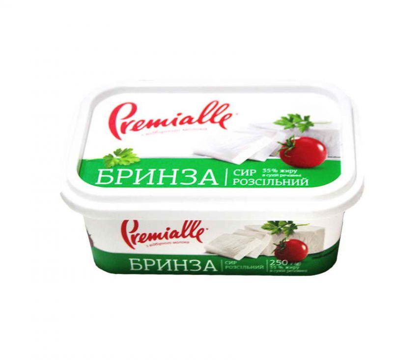 Сир розсільний Бринза 230 г Premialle