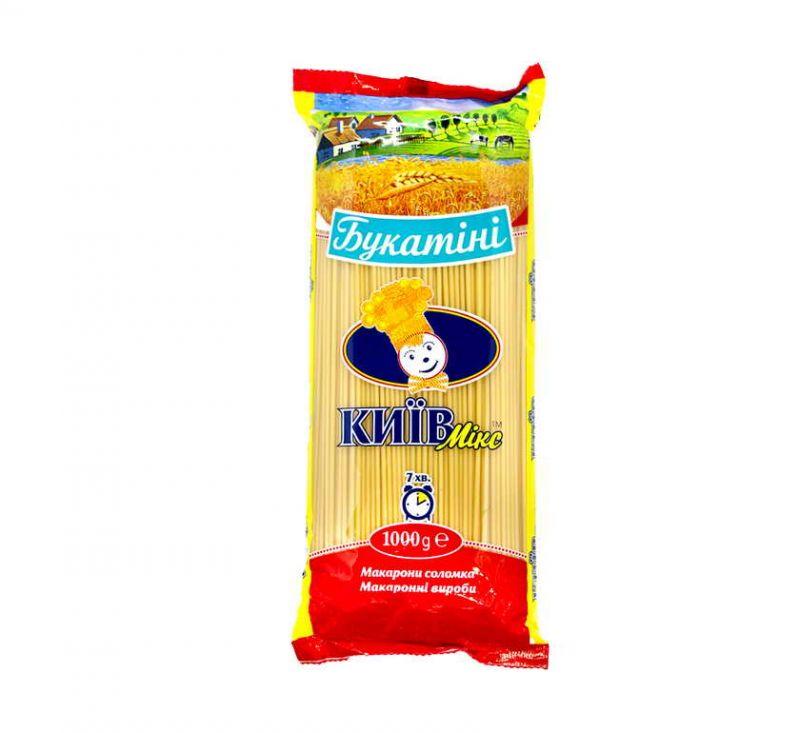 Макаронні вироби «Букатіні» 1 кг КиївМікс