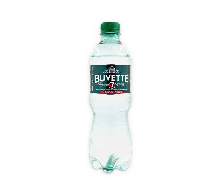 Вода мінеральна лікувально-столова 500 мл Buvette 7