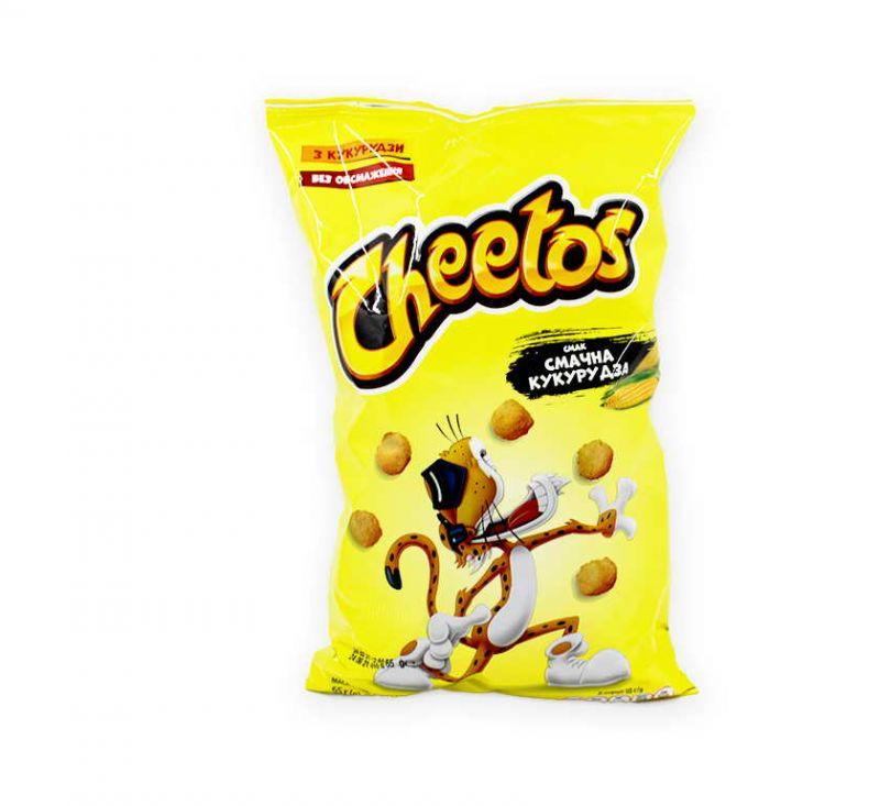 Кульки кукурудзяні зі смаком «Смачна кукурудза» 65 г Cheetos