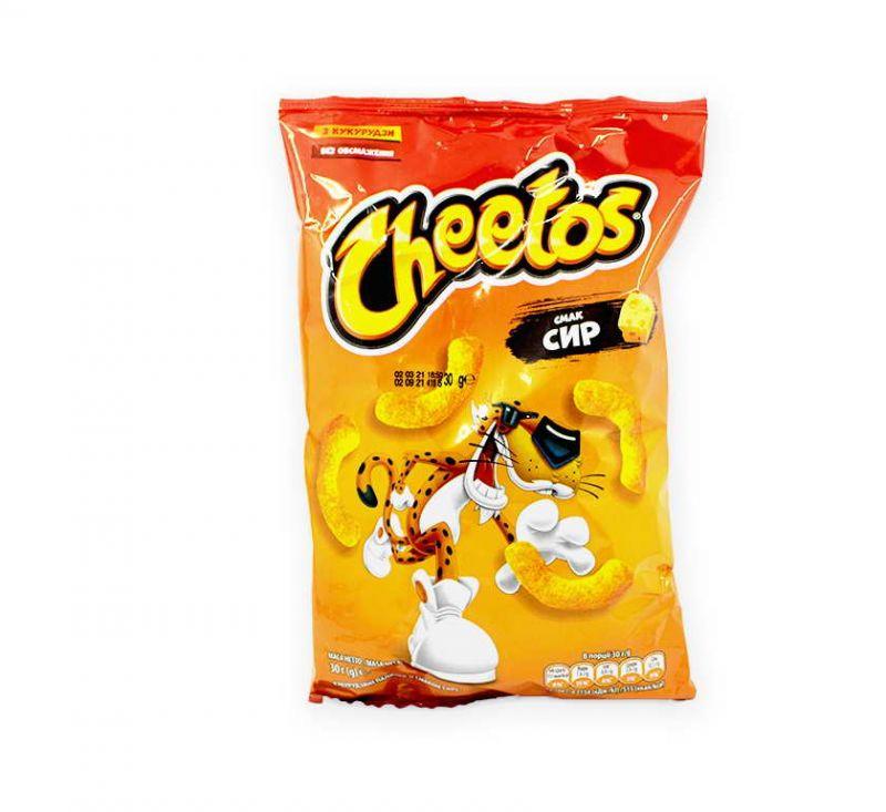 Палички кукурудзяні зі смаком «Сир» 30 г Cheetos