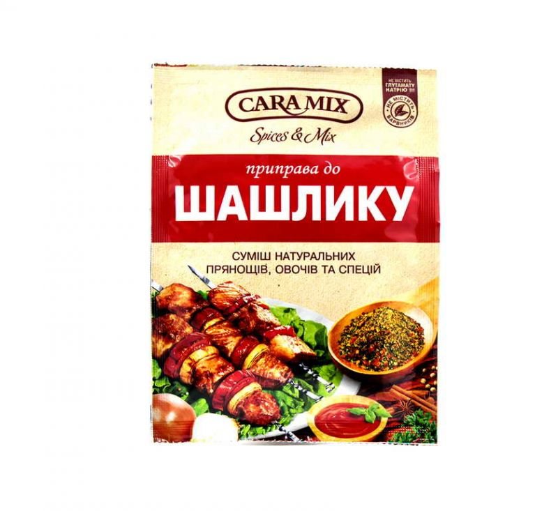 Приправа До шашлику 30 г Cara Mix
