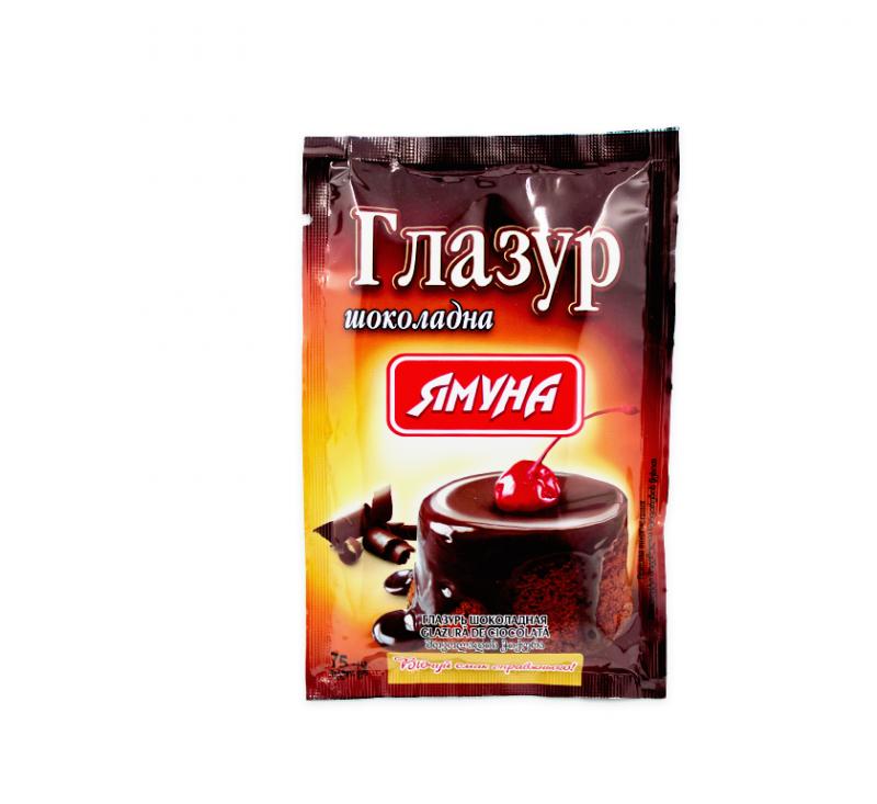 Глазур шоколадна Ямуна
