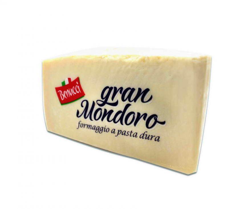 Сир Gran Mondoro 36% Benucci