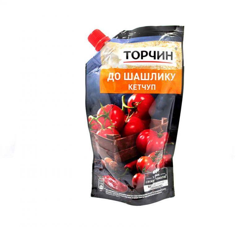 Кетчуп до шашлику 270 г Торчин