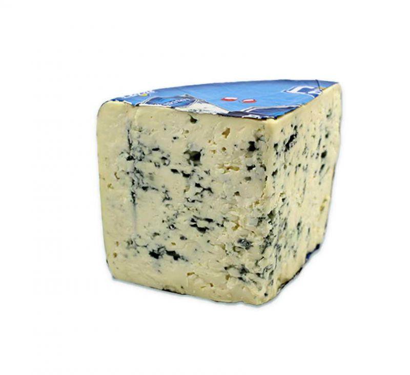 Сир блакитний 50% жиру з пліснявою Lazur