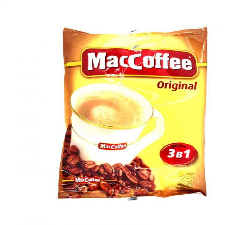 Напій кавовий Original 25 пакетів MacCoffe