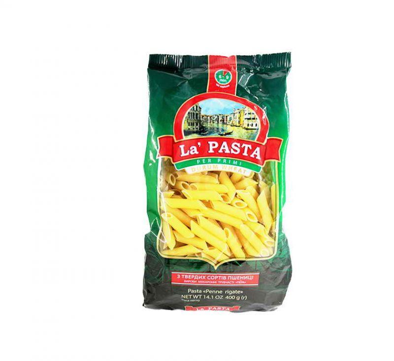 Макаронні вироби 400 г La Pasta