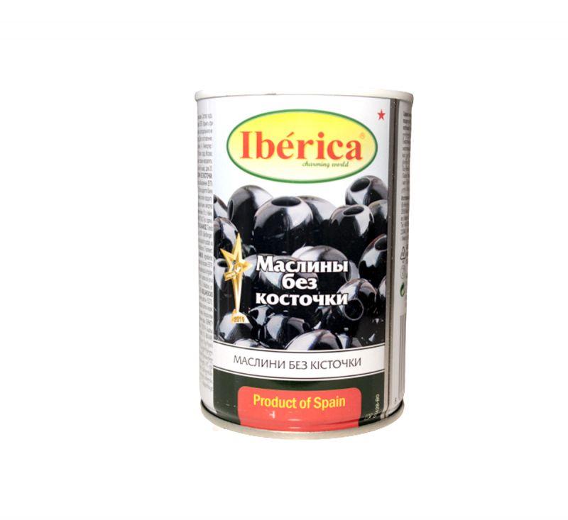Маслини без кісточки 420 г Iberica