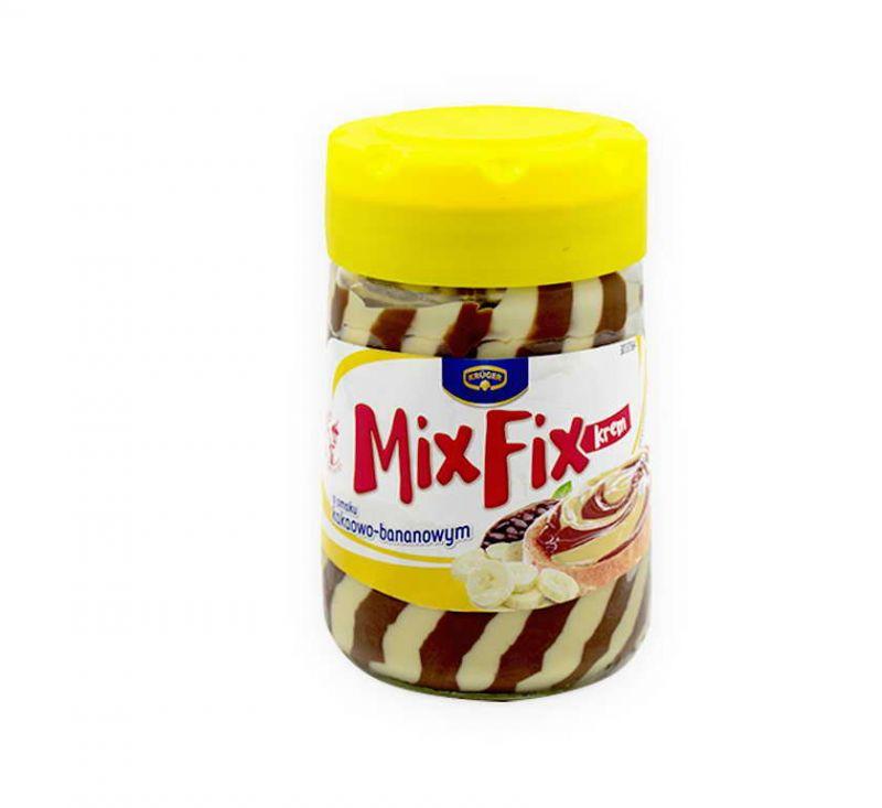 Паста зі смаком какао та банана 380 г Mix Fix
