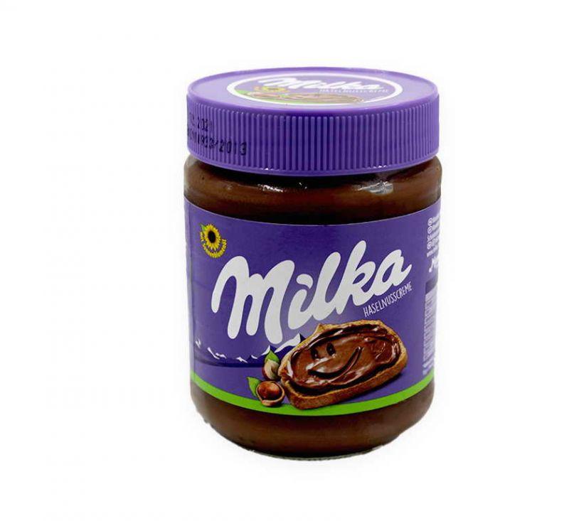 Паста зі смаком фундука 350 г Milka