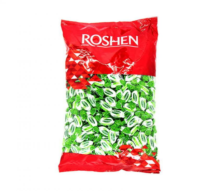 Карамель «Mintex» 1 кг  Roshen