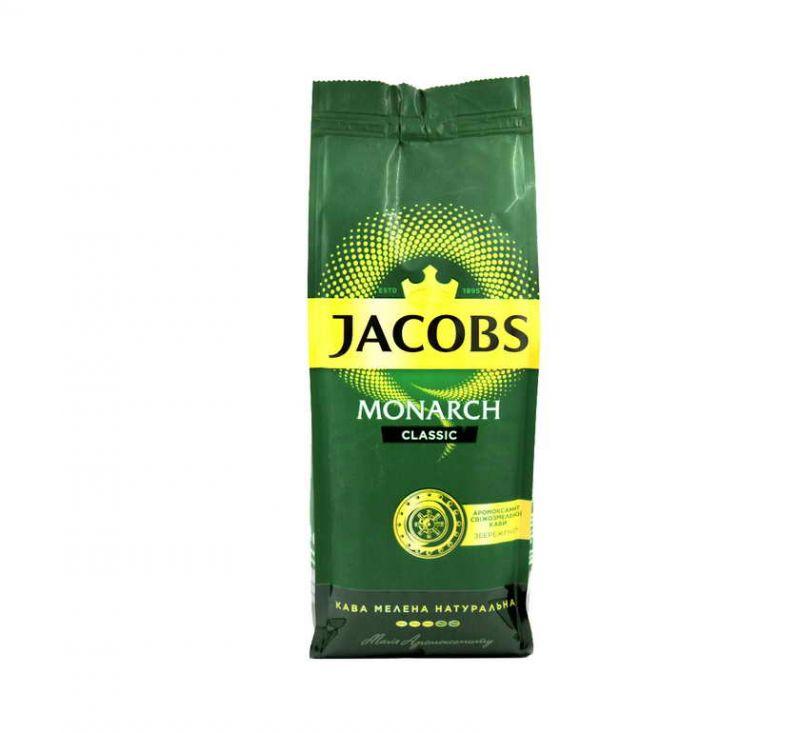 Кава Monarch мелена 225 г Jacobs