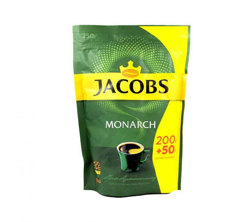 Кава Monarch 250 г Jacobs