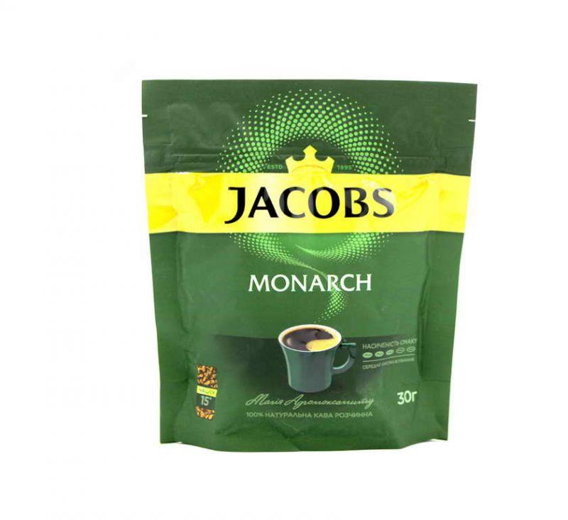 Кава Monarch 30г Jacobs