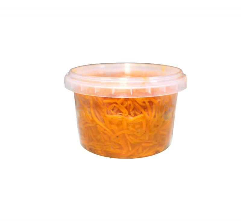 Салат «Морква по-корейськи» 400 г Романчук
