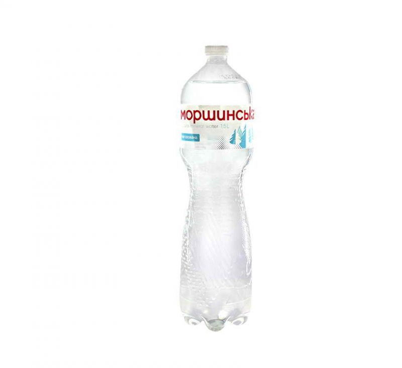 Вода мінеральна негазована 1,5 л Моршинська