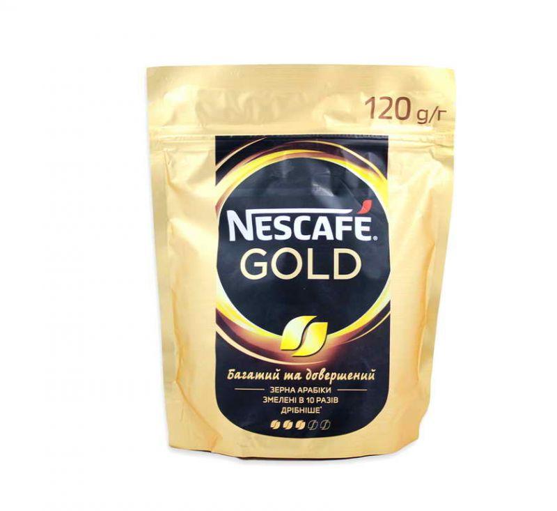 Кава Gold 120 г Nescafe
