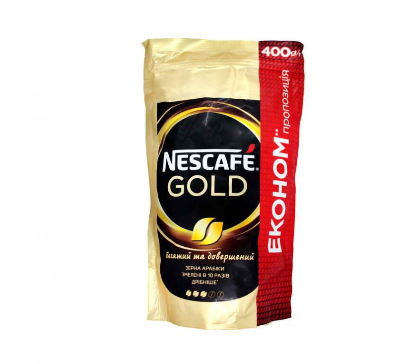 Кава Gold 400 г Nescafe