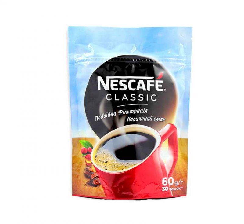 Кава Classic 60 г Nescafe