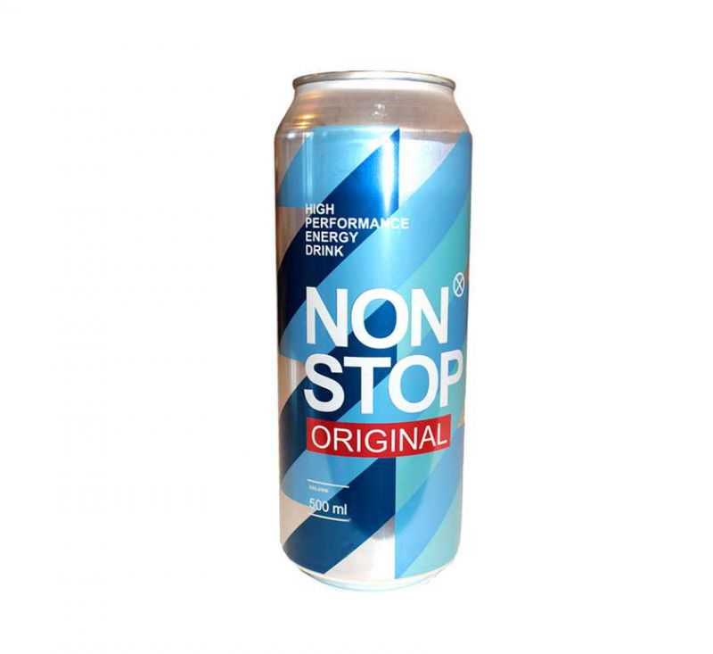 Напій енергетичний Оriginal 500 мл Non Stop