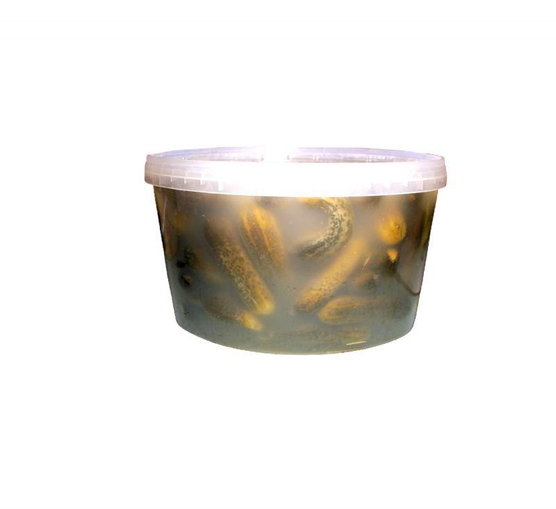 Огірки квашені 3,5 кг Романчук