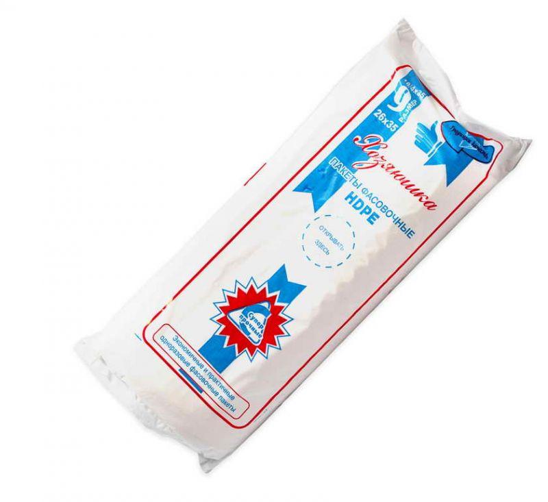 Пакет фасувальний №9 Супер міцний 900 г 1000 шт Хозяюшка