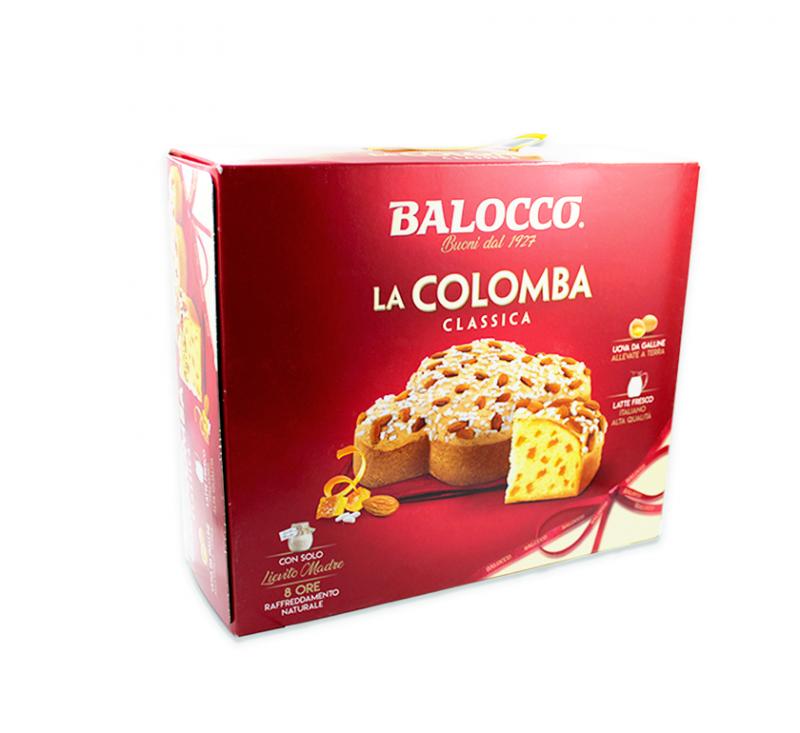 Паска 750 г Colomba