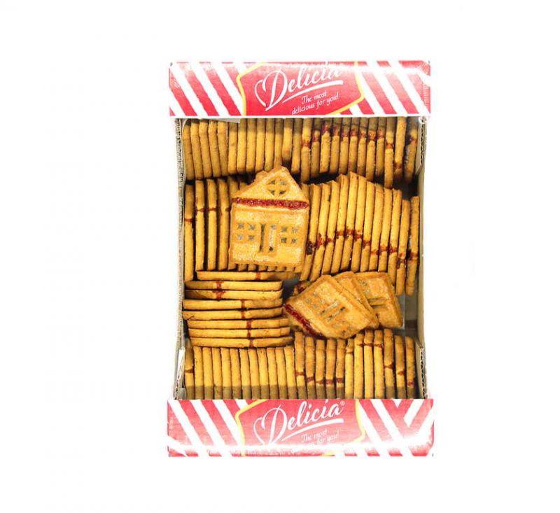 Печиво цукрове «Шале» 1,1 кг Деліція