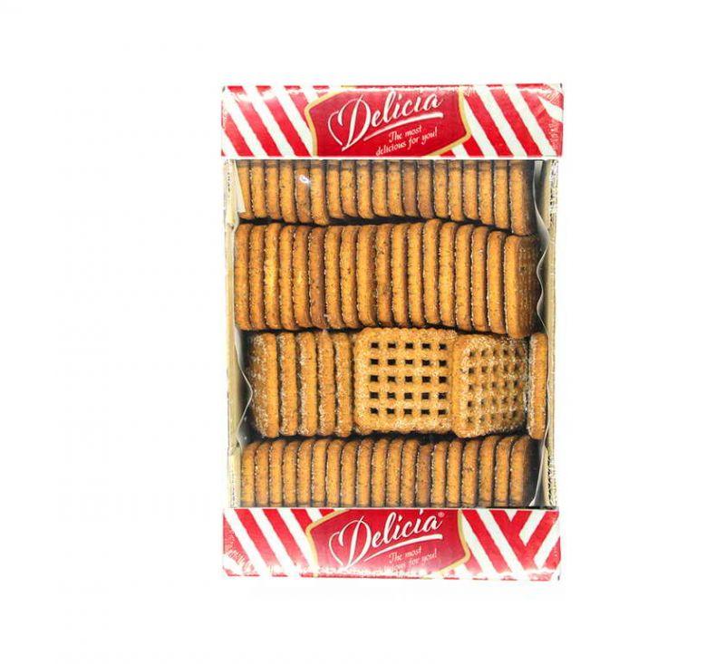 Печиво цукрове «Прованс» 1,0 кг Деліція