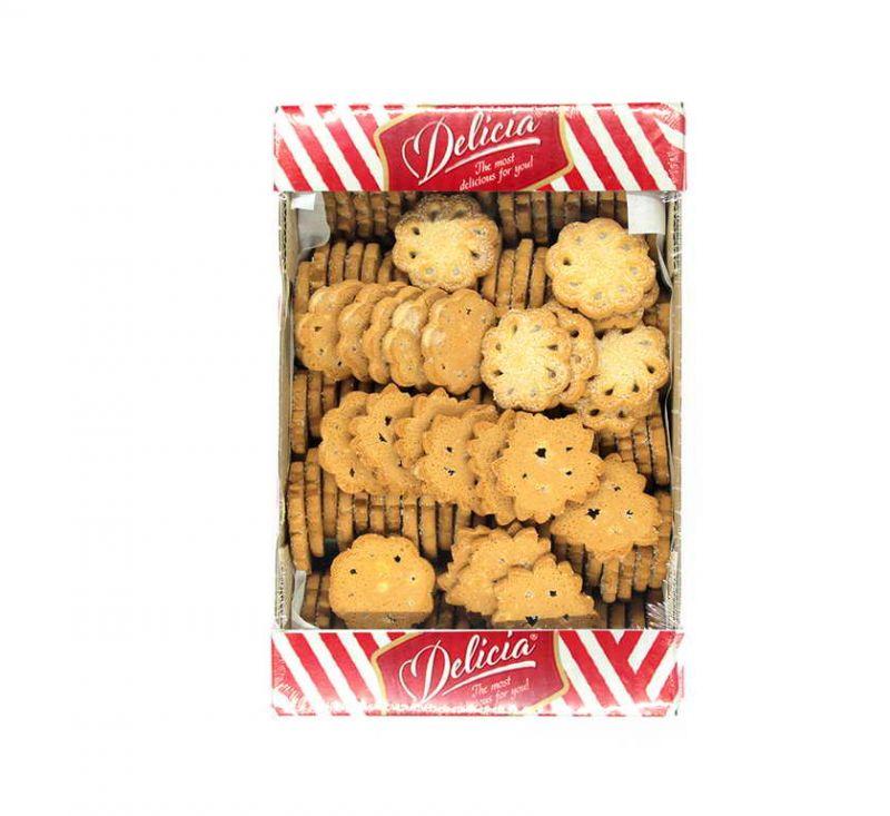 Печиво здобне «Мереживо» 1,0 кг Деліція