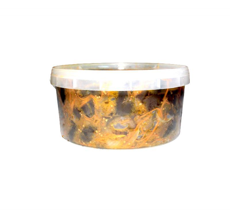 Салат «Баклажан Вогник» 3 кг Романчук