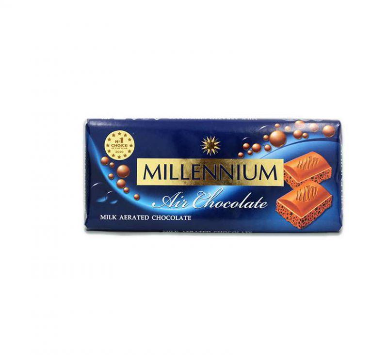Міленіум молочний пористий 90 г Millennium