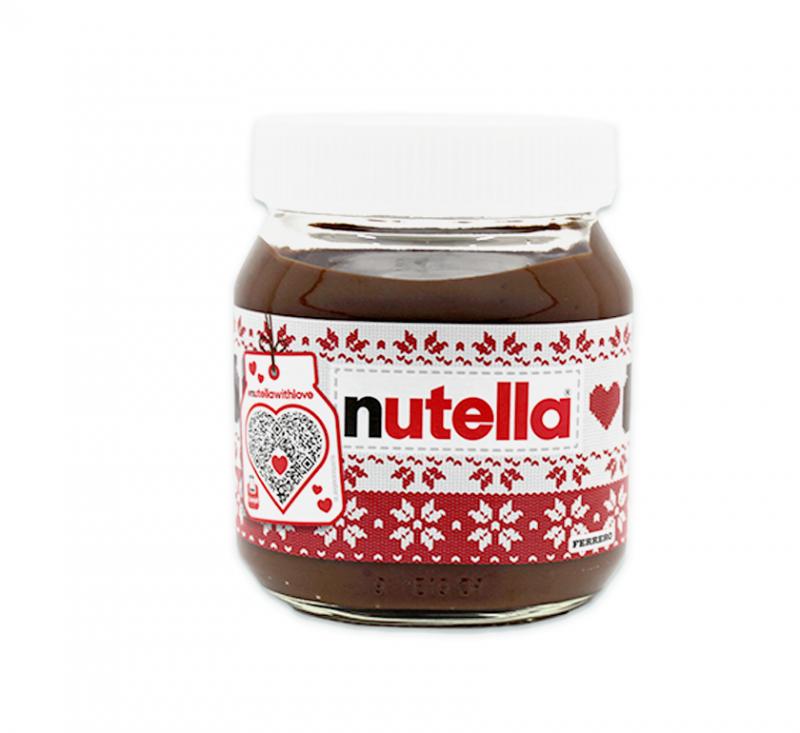 Шоколадна паста 350 мл Nutella
