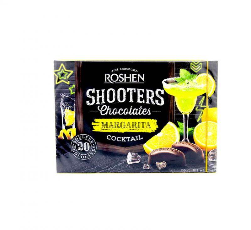 Шоколадні цукерки « Шутерс Маргаріта» 150 г Roshen