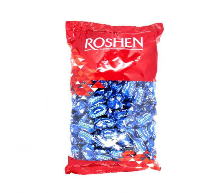 Цукерки «Sorrento» глазуровані з помадний корпусом 1 кг Roshen