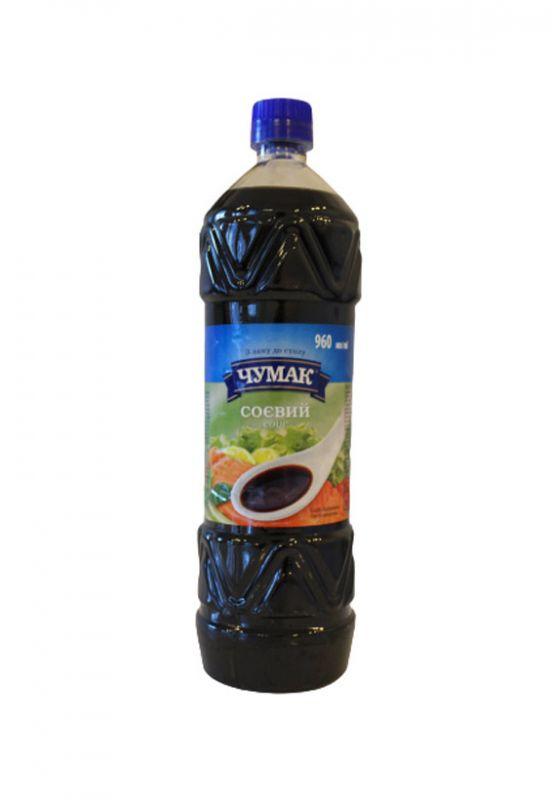 Соус соєвий 960 г Чумак