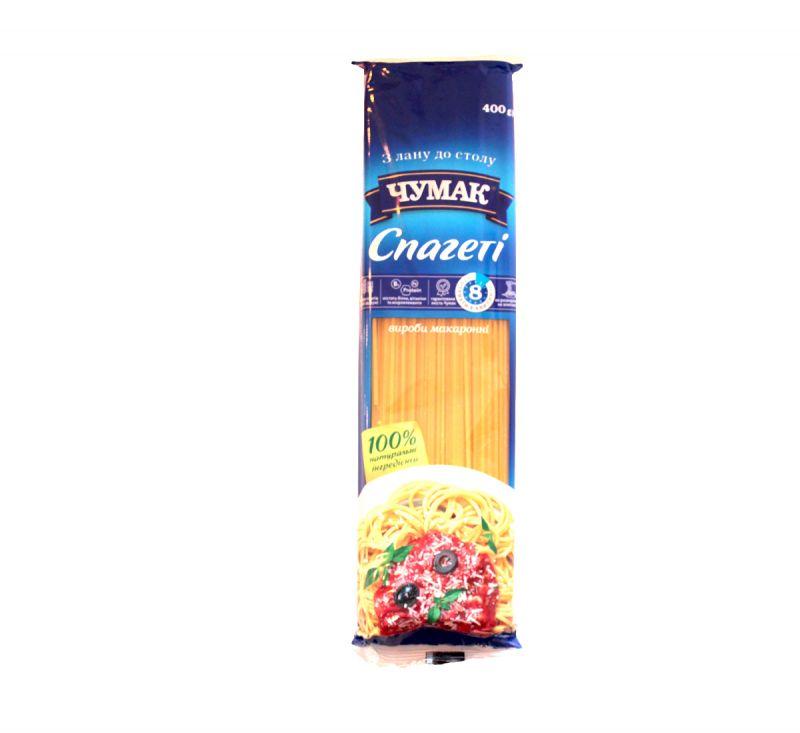 Спагетті 400 г Чумак
