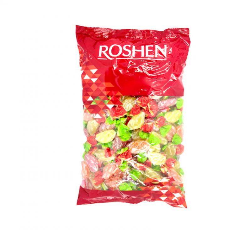 Карамель «Цитрусовий Мікс» льодяникова 1 кг Roshen