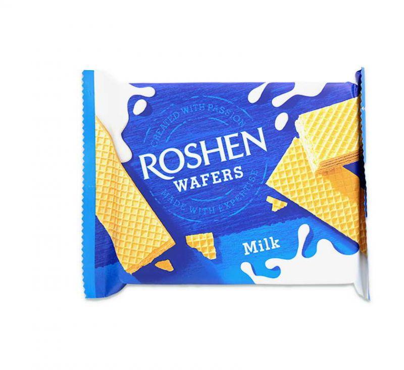Вафлі Wafers 72 г Roshen